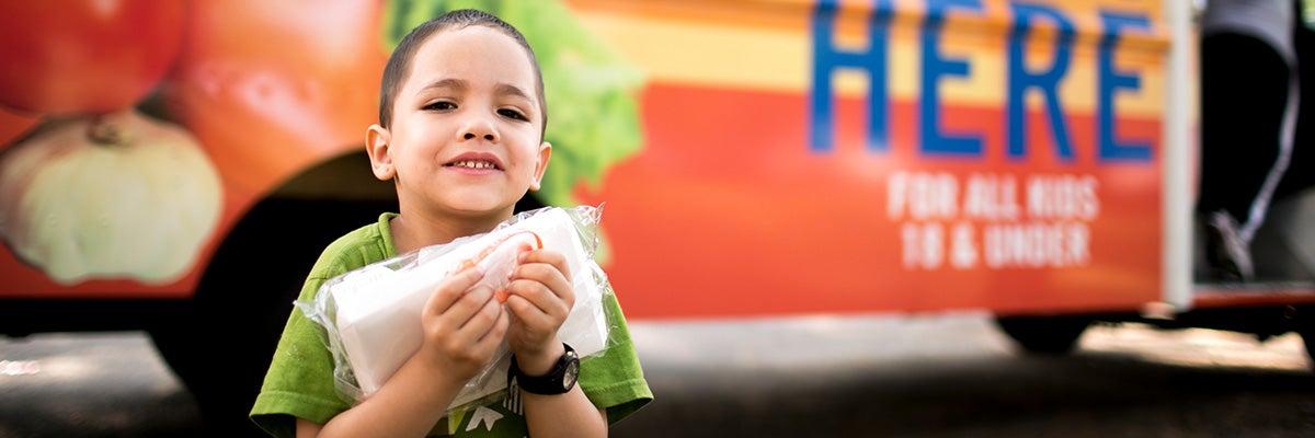 RELEASE: 5 Winners Announced in 2019 No Kid Hungry School Breakfast
